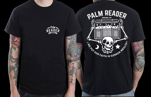 Palm Reader Tshirt