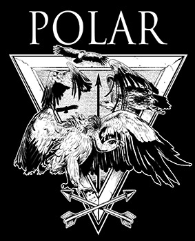 Polar - Vultures Vinyl Sticker