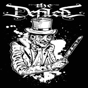 The Defiled - Tshirt Design Sticker