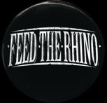 Feed The Rhino - Logo Badge