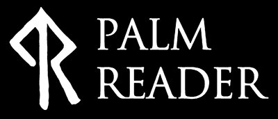 Palm Reader - Old Logo Vinyl Sticker