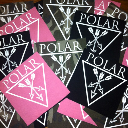 Polar Fabric Patch