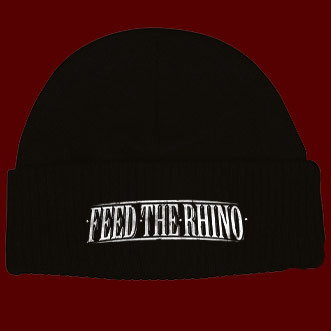 Feed The Rhino - Beanie Hat